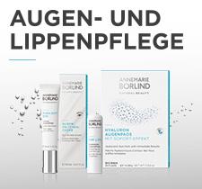 AUGEN- UND LIPPENPFLEGE