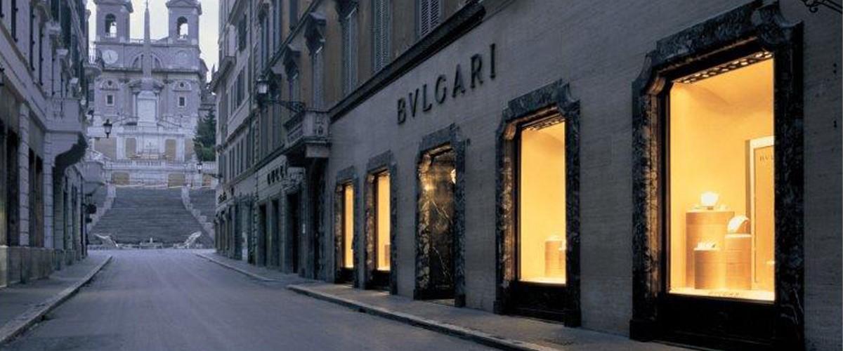Bvlgari Brand Story