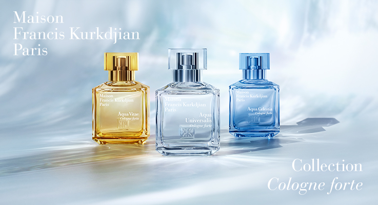 Collection Cologne forte