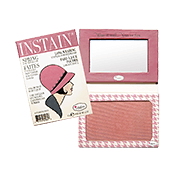 Instain Houndstooth - mauve