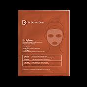 Dr. Dennis Gross C+Collagen Biocellulose Brightening Mask