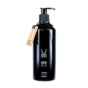Ebenholz Skincare Mens Spa CEDRUS Hair & Body Wash