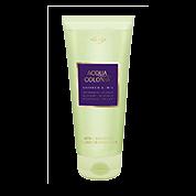 4711 Aqua Colonia Saffron & Iris Shower Gel