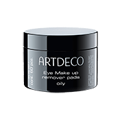 ARTDECO Eye Makeup Remover Pads - oily 1