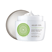 ARTDECO Senses Asian Spa Deep Moisture Body Cream