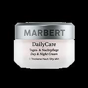 Marbert Tages- & Nachtpflege für trockene Haut