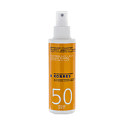 Korres Yoghurt Sonnenemulsion für Gesicht und Körper SPF 50