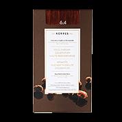 Korres Haarfarben Arganöl - Hochentwickelte Coloration 6.4 - Copper Dark Blonde / Dunkelblond Kupfer