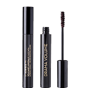 Korres Black Volcanic Minerals Drama Volume Mascara - 02 Plum Brown