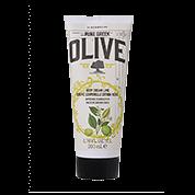 Korres Pure Greek Olive Olive & Lime Körpercreme