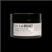 L:A Bruket 125 Body Butter Bergamot/Patchouli