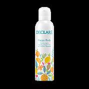 Declare promo Happy Body Foaming Shower Gel