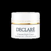 Declare stressbalance 5 Secrets Night Cream