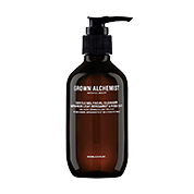 Grown Alchemist Cleanse GENTLE GEL CLEANSER: GERANIUM LEAF, BERGAMOT & ROSE-BUD