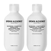 Grown Alchemist Cosmeceutical Haircare NOURISHING - HAIRCARE TWIN SET 0.6 SHAMPOO & CONDITIONER
