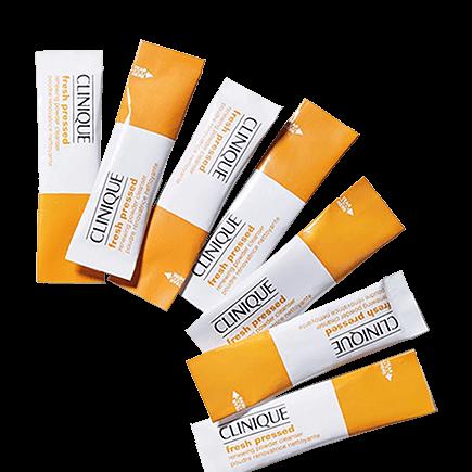 Clinique Pflege - Gesichtsreiniger & Peelings Fresh Pressed Renewing Powder Cleanser
