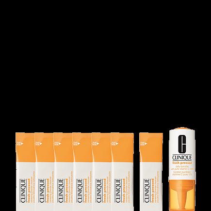 Clinique Pflege - Vitamin C Fresh Pressed 7-Day System
