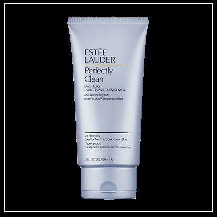 Estee Lauder Gesichtsreinigung Perfectly Clean Multi-Action Foam Cleanser/Purifying Mask