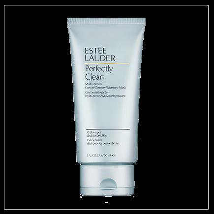 Estee Lauder Gesichtsreinigung Perfectly Clean Multi-Action Creme Cleanser/Moisture Mask