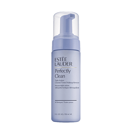 Estee Lauder Gesichtsreinigung Perfectly Clean Triple-Action Cleanser/Toner/Make-Up Remover