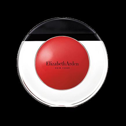 Elizabeth Arden Color Foundation Sheer Kiss Lip Oil Rejuvenating Red