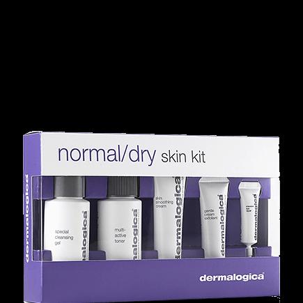 Dermalogica Skin Kits Normal/Dry Skin Kit
