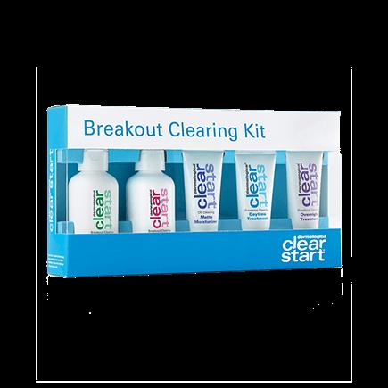 Dermalogica Skin Kits Clear Start Breakout Clearing Skin Kit
