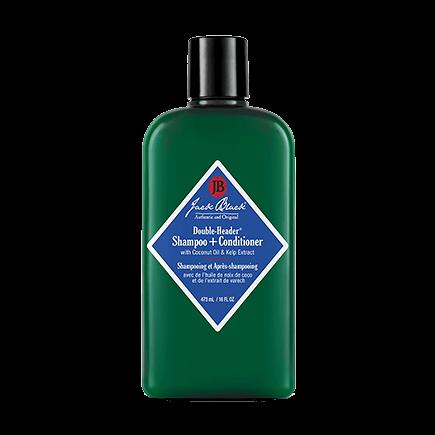 Jack Black Pflege Double-Header Shampoo + Conditioner