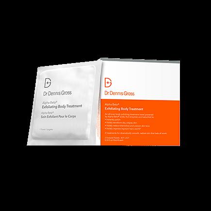 Dr. Dennis Gross Alpha Beta® Exfoliating Body Treatment