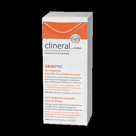 Clineral SkinPro Beruhigende Gesichts-Feuchtigkeitscreme