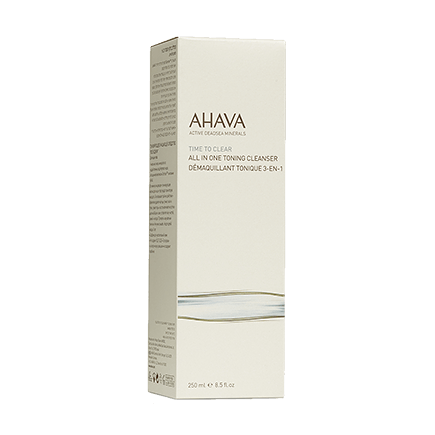 Ahava Time To Clear All in 1 Toning Cleanser