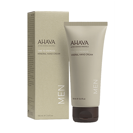 Ahava Time To Energize Mineral Hand Cream