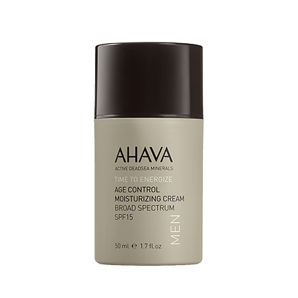 Ahava Time To Energize Age Control Moisturizing Cream SPF 15