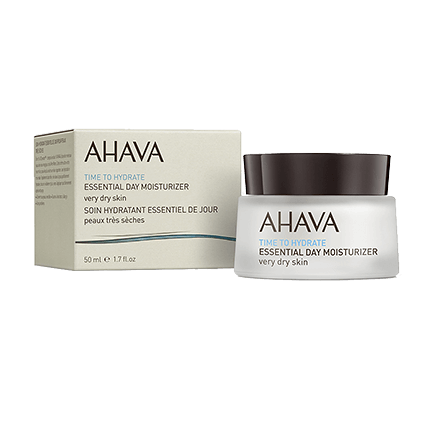Ahava Time To Hydrate Essential Day Moisturizer sehr trockene Haut