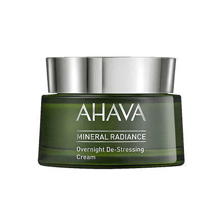 Ahava Mineral Radiance Overnight De-Stressing Cream