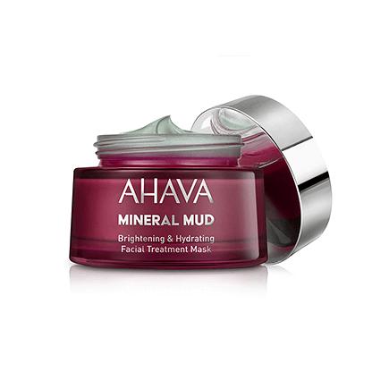Ahava Effekt-Masken Brightening & Hydration Facial Treatment Mask