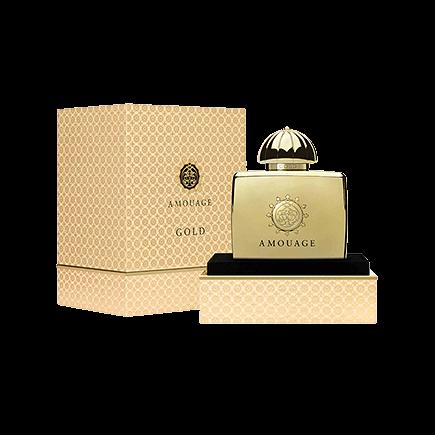 Amouage Gold Woman Extrait De Parfum
