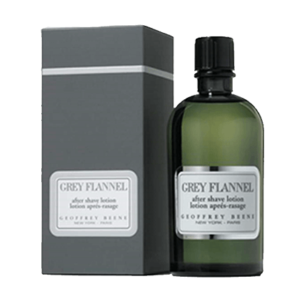 Geoffrey Beene Grey Flannel Aftershave
