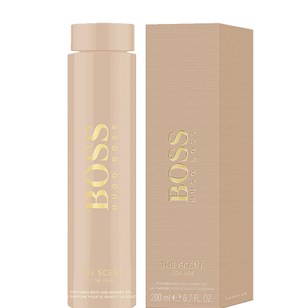 Hugo Boss The Scent For Her Perfumed Bath and Shower Gel
