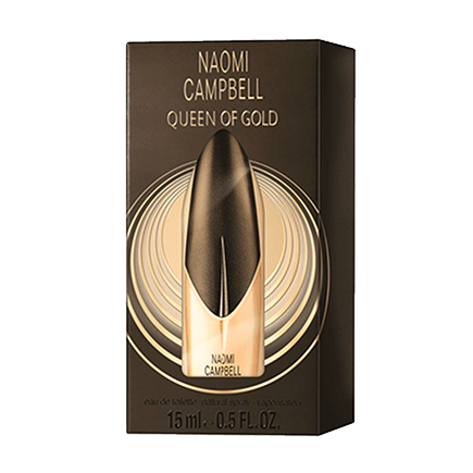 Naomi Campbell Queen of Gold Eau de Toilette Spray