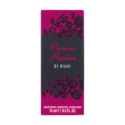 Christina Aguilera by Night Eau de Parfum Natural Spray
