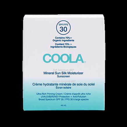 Coola Mineral SPF 30 Full Spectrum Sun Silk Moisturizer