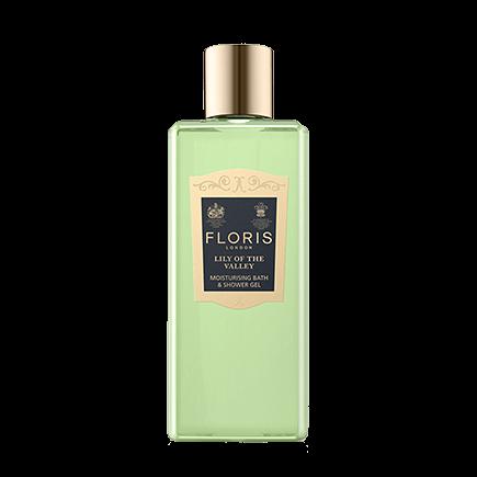 Floris Lily of the Vally Moisturising Bath & Shower Gel