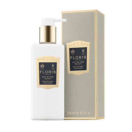 Floris Lily of the Vally Enriched Body Moisturiser