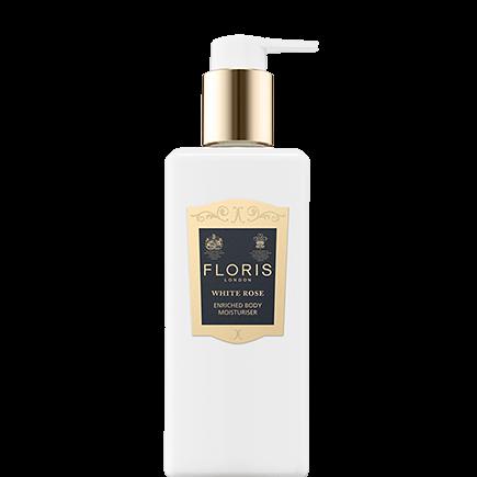 Floris White Rose Enriched Body Moisturiser