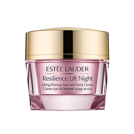 Estee Lauder Gesichtspflege Resilience Lift Night Lifting / Firming Face and Neck Creme