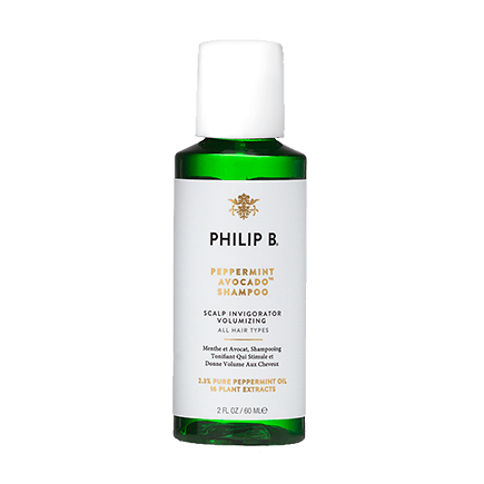 Philip B Shampoo Peppermint & Avocado Volumizing Shampoo