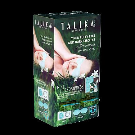 Talika Eye Eye Decompress Dispenser