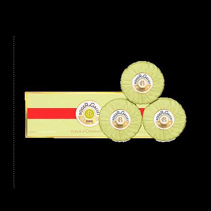 ROGER & GALLET Fleur d'Osmanthus Seifen-Set