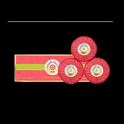 ROGER & GALLET Fleur de Figuier Seifen-Set